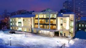 De Scientology Kerk Moskou Het nieuwe thuis voor de Scientology kerk van Moskou ligt in het centrum van de stad's Tuin Ring, op slechts een mijl van het Rode Plein. Dit nieuwe gebouw is de meest belangrijke kerk in de Russische Federatie.