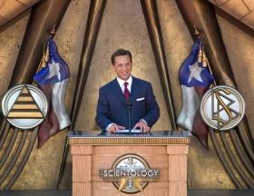 De heer David Miscavige, kerkelijk leider van de Scientology religie, was de ceremoniemeester van de opening van de nieuwe Scientology Kerk in Dallas, waar hij zei dat de droom voor spirituele vrijheid in Texas gerealiseerd zal worden.